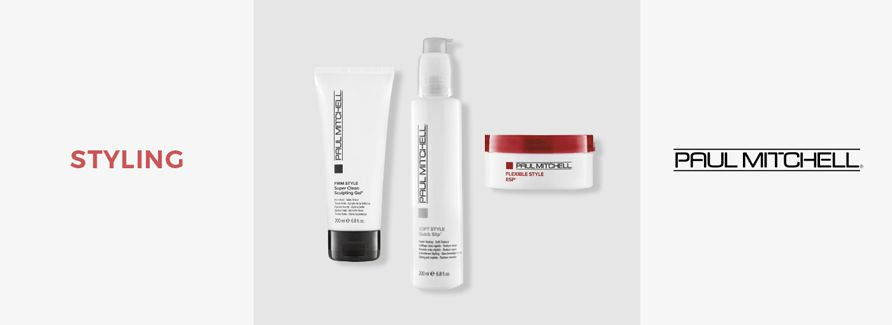 Paul Mitchell Stylingprodukte...