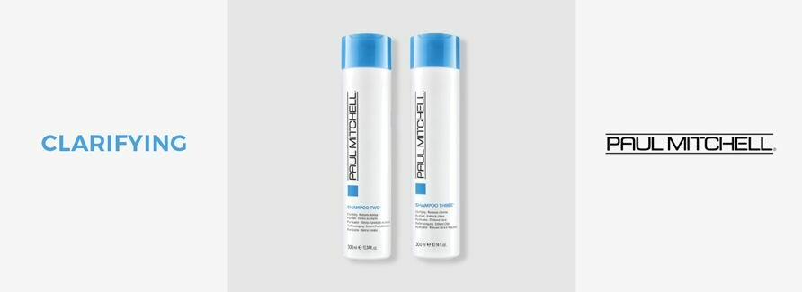 Paul Mitchell Clarifying - Reinigung